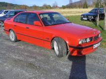Roar Sandvik BMW 525 E34
