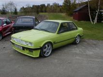 Roger Hønsvik BMW 323i