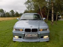 Roger Hønsvik BMW 325 E36
