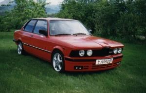 BMW 320 E21 -79 5