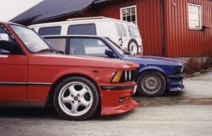BMW 320 E21 -79 9