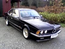 BMW 635Csi E24 -83