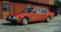 Opel Commodore 2.5S -81