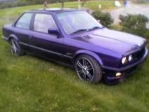 BMW 323TIC E30