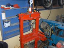 Utstyr i verkstedet