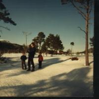 Hustomten i 1980