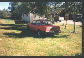 BMW 323 E21 fargekart 8