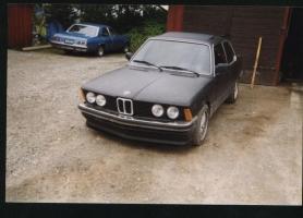 BMW 323 E21 fargekart 9