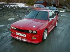 BMW M3 wannabe 1