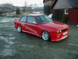 BMW M3 wannabe 4